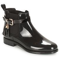 Zapatos Mujer Botas de caña baja André JAMES Negro