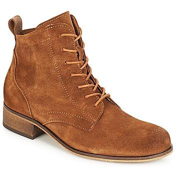 Zapatos Mujer Botas de caña baja André GODILLOT Marrón