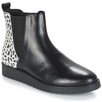Zapatos Mujer Botas de caña baja André TRULY Negro