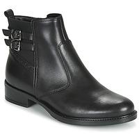 Zapatos Mujer Botas de caña baja André CARLIN Negro