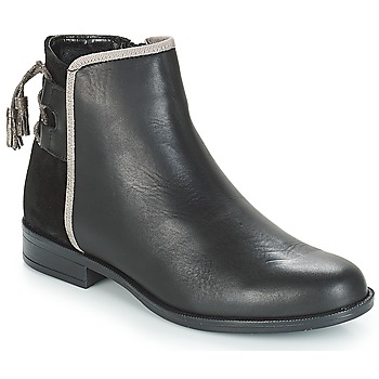 Zapatos Mujer Botas de caña baja André TITOL Negro