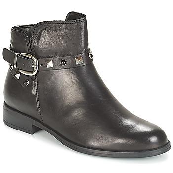 Zapatos Mujer Botas de caña baja André TIFFEN Negro