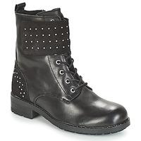 Zapatos Mujer Botas de caña baja André TAMAR Negro