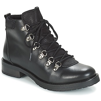Zapatos Mujer Botas de caña baja André TOISE Negro