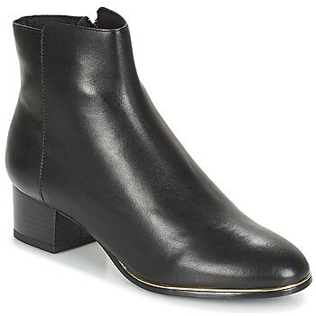 Zapatos Mujer Botas de caña baja André FLORENTINE Negro