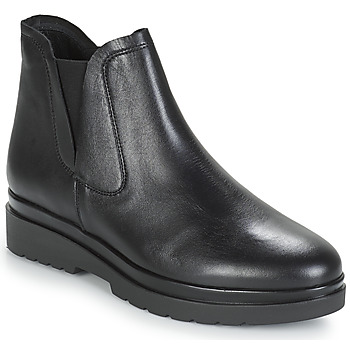 Zapatos Mujer Botas de caña baja André TALK Negro