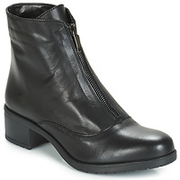 Zapatos Mujer Botines André TAX Negro