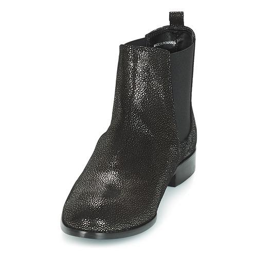 Botas Baja Mujer De Negro André Agria Caña Zapatos CeWQxdoBr