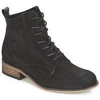 Zapatos Mujer Botas de caña baja André GODILLOT Negro