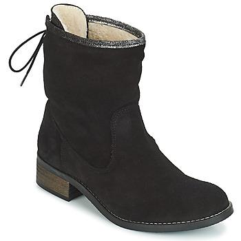 Zapatos Mujer Botas de caña baja André TELEX Negro