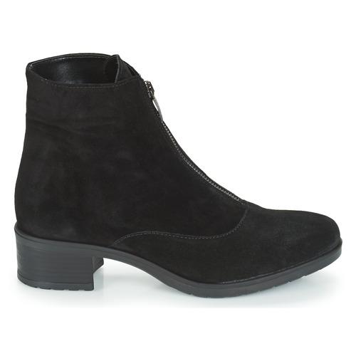 Negro Zapatos Tax Mujer Botines André shrdtQC