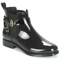 Zapatos Mujer Botas de agua André THAMES Negro