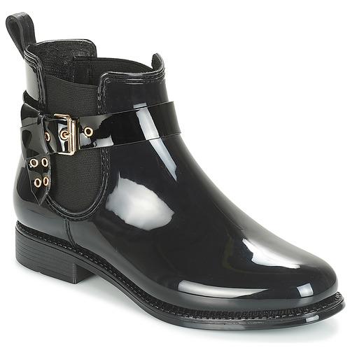 De Thames Botas Zapatos André Negro Mujer Agua zGSMqLVpjU