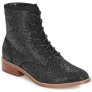 Zapatos Mujer Botas de caña baja André TASHA Negro