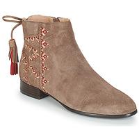 Zapatos Mujer Botas de caña baja André TSAR Beige
