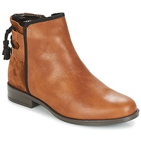 Zapatos Mujer Botas de caña baja André TITOL Marrón