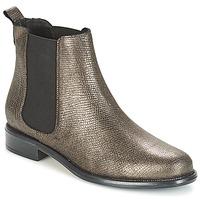Zapatos Mujer Botas de caña baja André CARAMEL Bronce