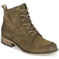 Zapatos Mujer Botas de caña baja André GODILLOT Verde