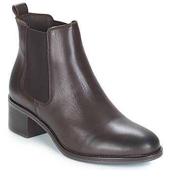Zapatos Mujer Botines André CRUMBLE Marrón