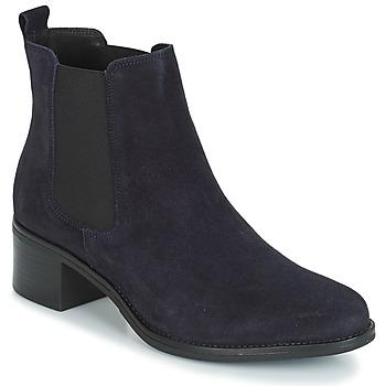 Zapatos Mujer Botines André CRUMBLE Marino