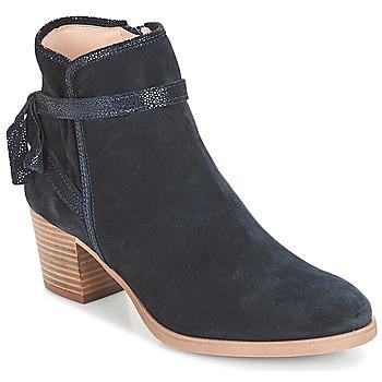 Zapatos Mujer Botines André ADENE Marino