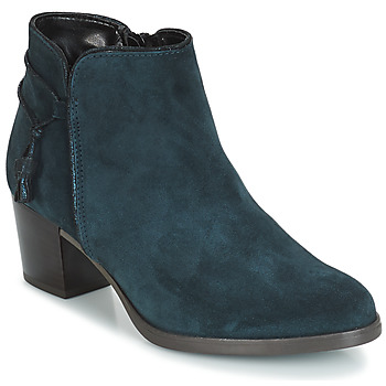 Zapatos Mujer Botines André MISTINGUETTE Azul