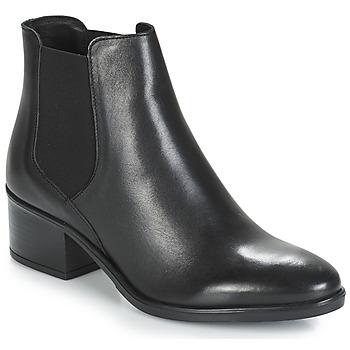 Zapatos Mujer Botas de caña baja André TRIUMPHA Negro