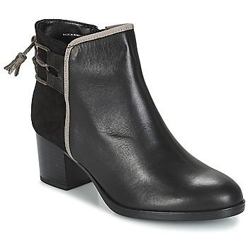 Zapatos Mujer Botines André TIRON Negro