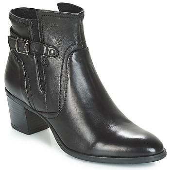 Zapatos Mujer Botas de caña baja André CALFA Negro