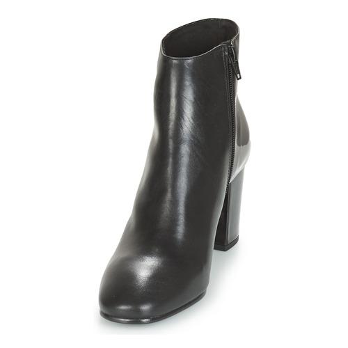 Negro Botines Zapatos Femini Mujer André Tl13KJcF