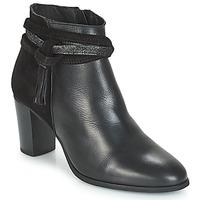 Zapatos Mujer Botines André TIARA Negro