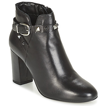 Zapatos Mujer Botas de caña baja André FLY Negro