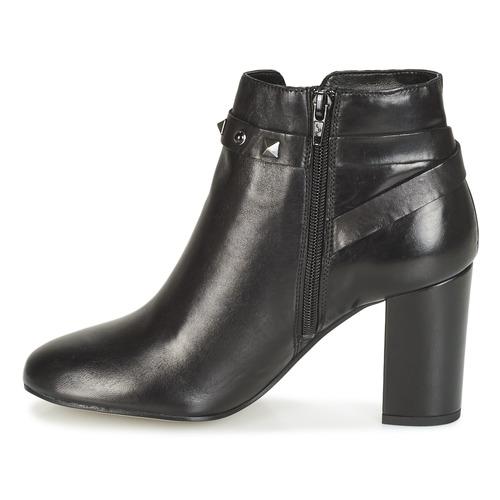 André Fly Negro - Envío Gratis Zapatos Botas De Caña Baja Mujer 64