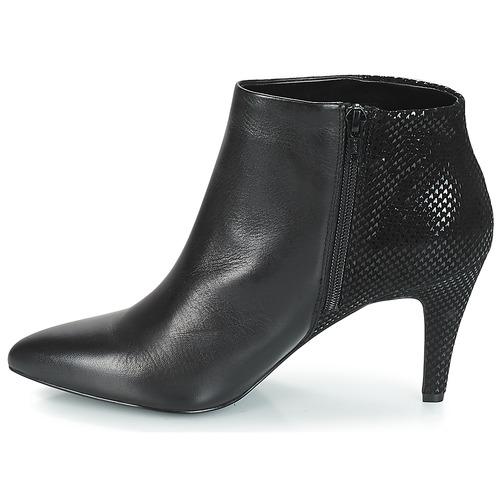 Zapatos André Fontana Mujer Negro Botines w0mvN8n