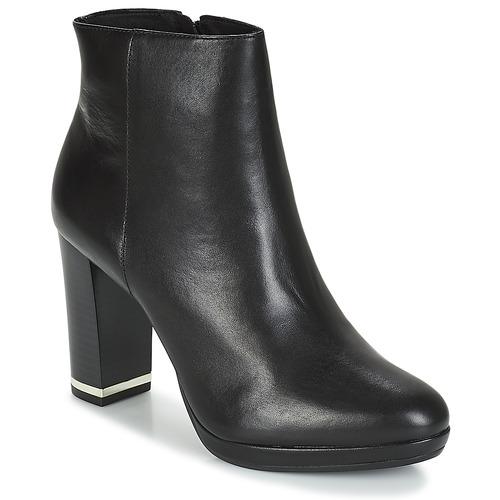Zapatos Mujer Botines André FRANCA Negro