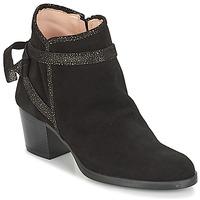 Zapatos Mujer Botines André ADENE Negro