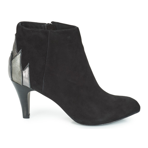 André Ficus Mujer Botines Negro Zapatos b76yYfg