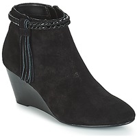 Zapatos Mujer Botines André FROYA Negro