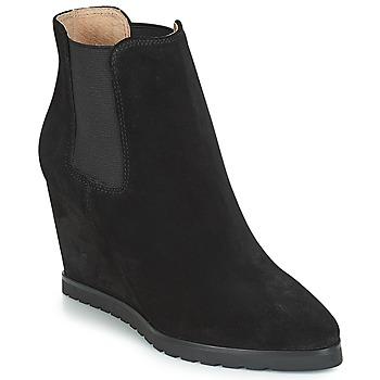 Zapatos Mujer Botines André TONKA Negro