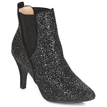 Zapatos Mujer Botines André APRIL Negro