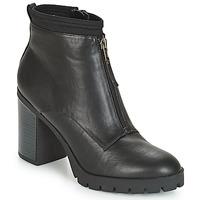 Zapatos Mujer Botas de caña baja André TROUBADOUR Negro