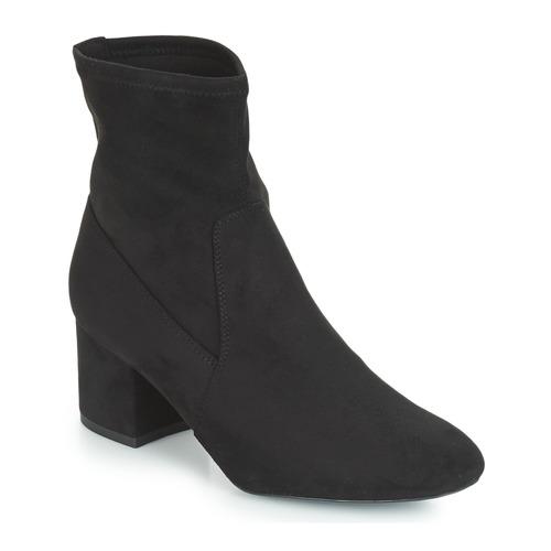 André FAROUCHE Negro - Envío gratis | ! - Zapatos Botines Mujer