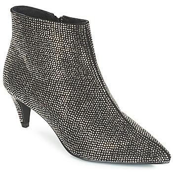 Zapatos Mujer Botas de caña baja André FALLEEN Negro