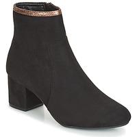 Zapatos Mujer Botines André FALOU Negro