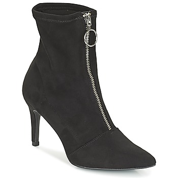 Zapatos Mujer Botines André FIRE Negro