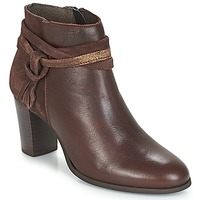 Zapatos Mujer Botines André TIARA Marrón