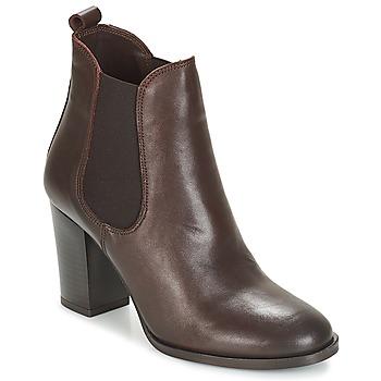 Zapatos Mujer Botines André CLAFOUTI Marrón