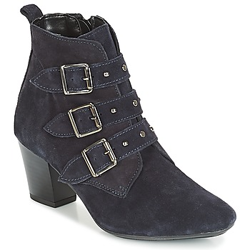 Zapatos Mujer Botines André TRACY Azul