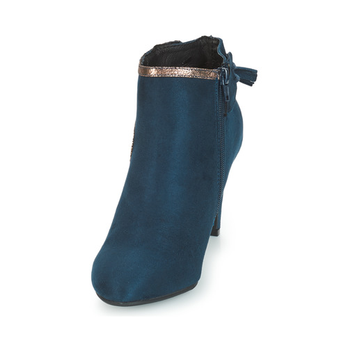 Azul Zapatos Botines Mujer André Aurel jqVpGMLSUz