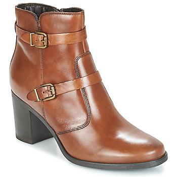 Zapatos Mujer Botas de caña baja André TORI Marrón